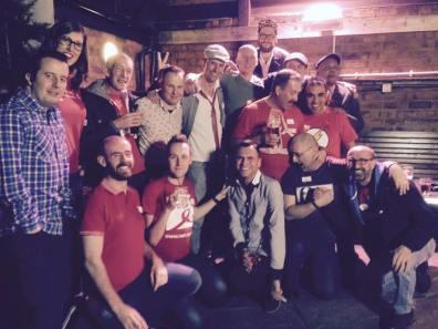 Beyond Positive Pub Crawl March 2015