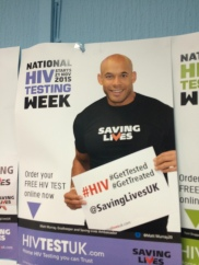 Matt Murray, Saving Lives ambassador