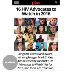 Advocates to Watch