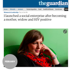 Interviewed by The Guardian