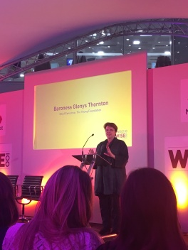 Baroness Glenys Thornton